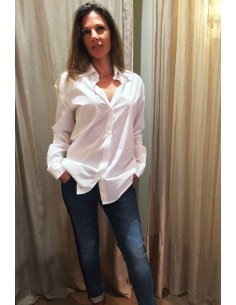 Laurence Bras chemise WALL blanche