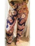 Laurence Bras large pants GROUNDED in paisley purple