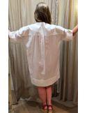 Laurence Bras SPEAKER DRESS oversize CIGAR