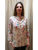 Laurence Bras shirt SLIDE cotton chintz