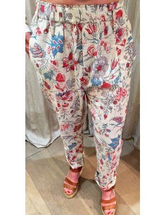 Laurence Bras Pantalon ACCOUNTANT coton chintz