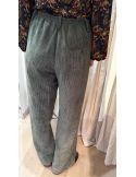 Laurence Bras pantalon STATUE vert kaki