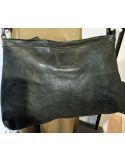 BIBA sac cuir vintage BOSTON BT16 hobo marron noir ou cognac
