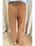 My Sunday Morning pantalon marlow beige coton