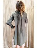 VDeVinster Robe EMBISA dress kaki