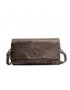 BIBA bag vintage BOSTON BT 6 brown or black