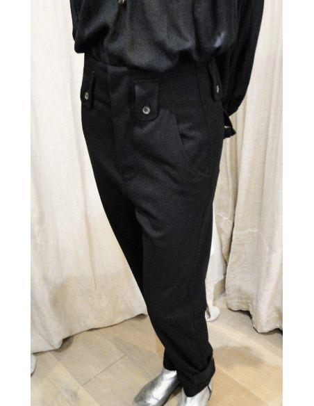 Laurence Bras Black pants BUISSON