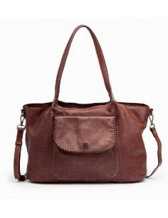 BIBA big bag WINOMA WIN5L noir ou cognac