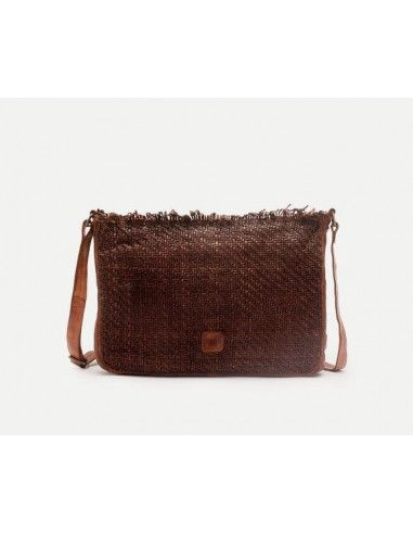 BIBA braided bag Sterling STEL2L