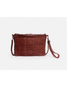BIBA braided bag Sterling STEL3L