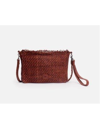 BIBA braided bag Sterling STEL3L
