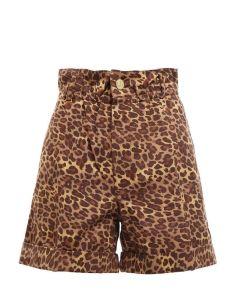 Laurence Bras bermuda BOYFRIEND leopard