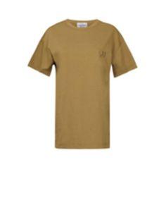 Laurence Bras Tshirt COLLEGE coton beige