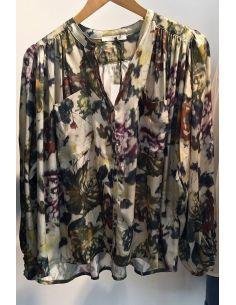 Hod PAris Shirt BUTTERFLY aquarelle