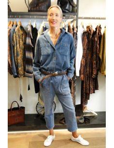 HOD Pantalon YAEL blue jeans