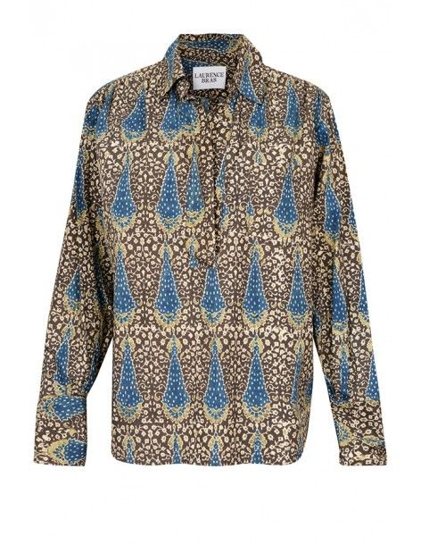 Laurence Bras Chemise Pouille mughal